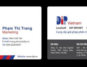 DIP namecard