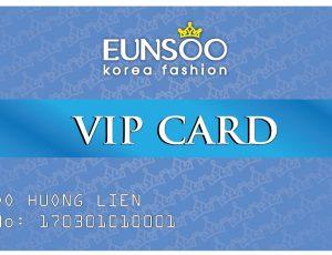 Eunsoo Vip Card