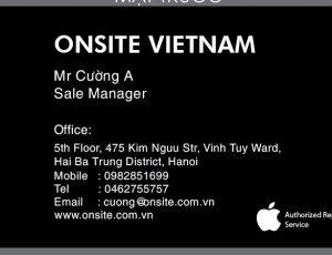 ONSITE VIETNAM