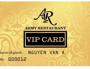 Vip card V2
