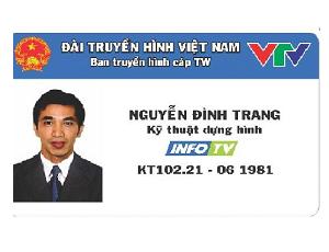 Thẻ ID/ Thẻ sinh viên/ Thẻ nhân viên - 1