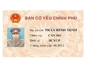 Thẻ ID/ Thẻ sinh viên/ Thẻ nhân viên - 2