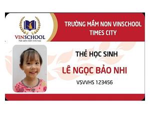 Thẻ ID/ Thẻ sinh viên/ Thẻ nhân viên - 3