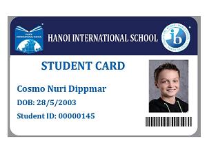Thẻ ID/ Thẻ sinh viên/ Thẻ nhân viên - 11