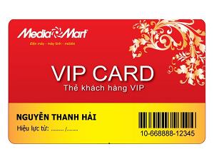 Thẻ VIP / Thẻ Member/ Thẻ Khách hàng - 2