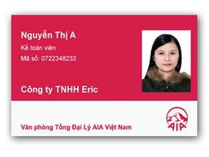 Thẻ ID/ Thẻ sinh viên/ Thẻ nhân viên - 9