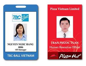 Thẻ ID/ Thẻ sinh viên/ Thẻ nhân viên - 13